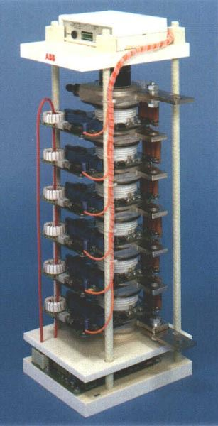 Picture for category Reverse Conducting Solid State Switch as Thyratron Alternative