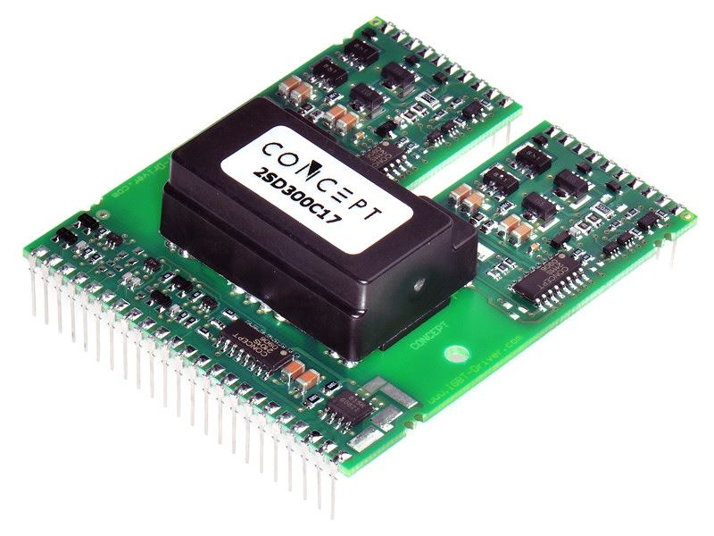 Picture for category Dual Channel High-Quality and Low-Cost SCALE-2 Driver Core